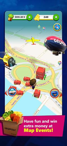 GEOPOLY Geolocation Real Estate Business Simulator  screenshots 5