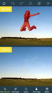 Photo Retouch- Object Removal 3.5 Screenshots 1