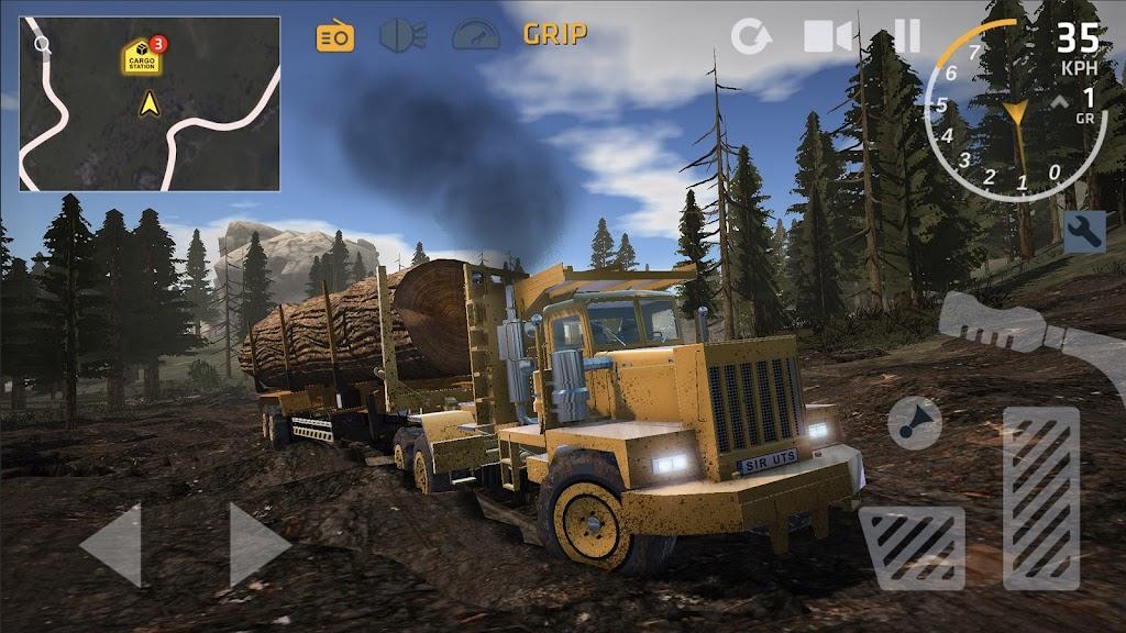 Ultimate Truck Simulator poster 1