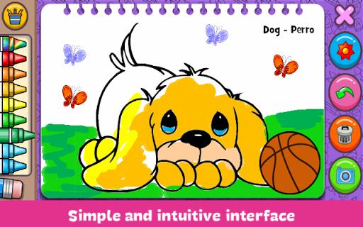 Coloring & Learn  screenshots 10