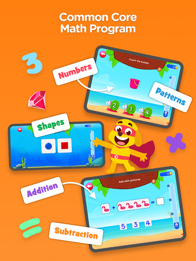 Kiddopia: Preschool Education & ABC Games for Kids  screenshots 17