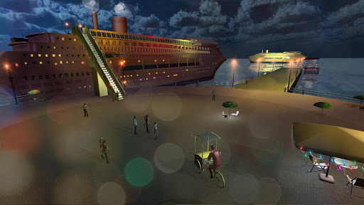 Transport Cruise Ship Game Passenger Bus Simulator 3.0 screenshots 9