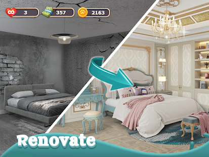 Love Design-Home Makeover 0.1.2.263 screenshots 1