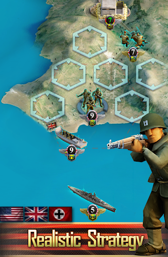 Frontline Screenshot 1