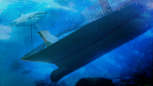 VR Abyss: Sharks & Sea Worlds in Virtual Reality modavailable screenshots 7