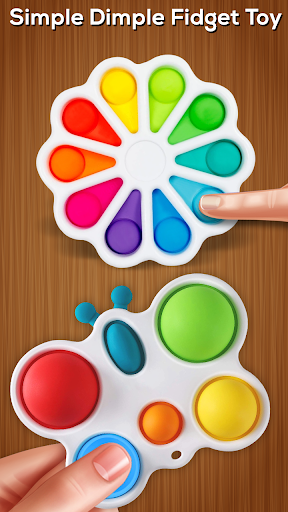 Fidget Cubes 3D Toys - Antistress & anti anxiety 1.2 screenshots 3