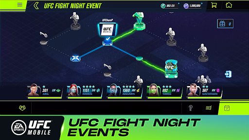 EA SPORTSu2122 UFCu00ae Mobile 2 1.5.04 screenshots 4