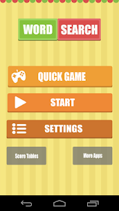 Educational Word Search Game 1.24 Mod APK [Premium] 1