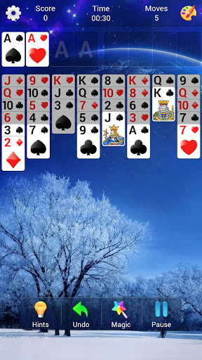 FreeCell Solitaire modavailable screenshots 8