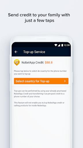 NobelApp Money Transfers + Calls For PC Windows (7, 8, 10, 10X) & Mac Computer Image Number- 10
