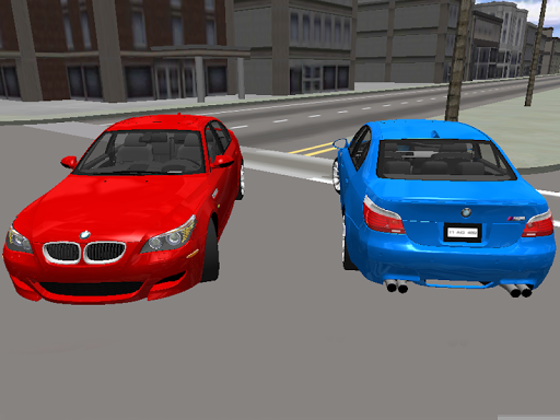 m5 e60 driving simulator screenshot 3