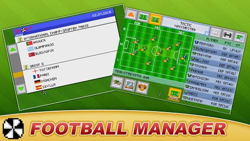 Foto do Football Manager Pocket - Club Managment 2018