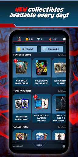 Marvel Collect! by Toppsu00ae Card Trader screenshots 5