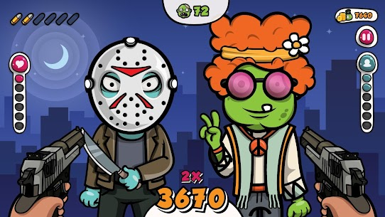 Guns & Zombies : Tap and Shoot Game Hack & Cheats 2