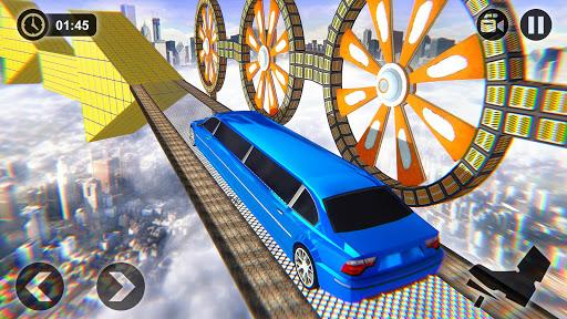 Extreme Limo Car Gt Stunts 2019 1.6 screenshots 11