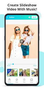 Marketing Video Maker, Promo Video Slideshow Maker screenshots 4
