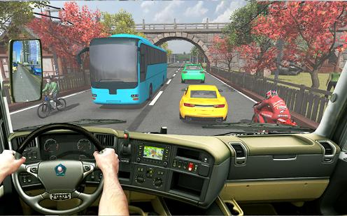 coach bus racing simulator - mobile bus racing hack