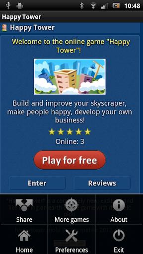 Happy Tower  screenshots 1