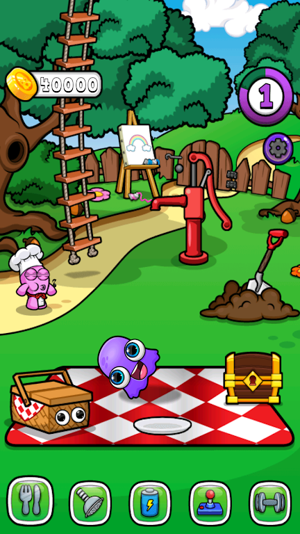 Moy 7 the Virtual Pet Game  poster 0