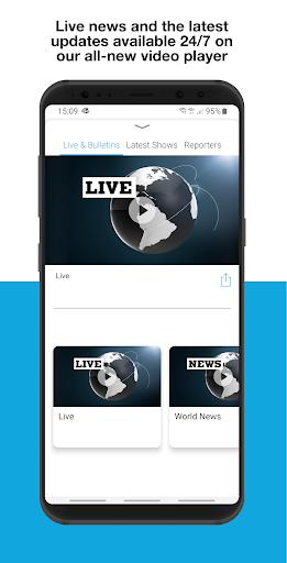 FRANCE 24 - Live international news 24/7 5.2.3 Screenshots 2