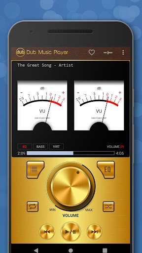 Foto do Dub Music Player - Free Audio Player, Equalizer 🎧