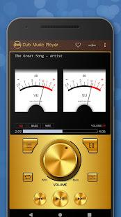 Dub Music Player - Free Audio Player, Equalizer ud83cudfa7 5.2 Screenshots 2