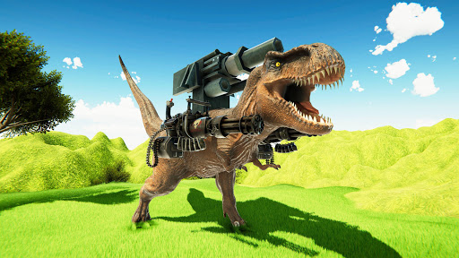 Beast Animals Kingdom Battle: Dinosaur Games 2.6 screenshots 1