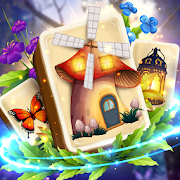 Mahjong Magic Lands: Fairy King's Quest