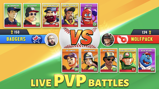 Super Hit Baseball Latest screenshots 1