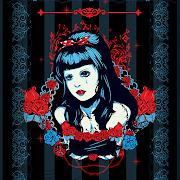 COGUL HD/4K Wallpaper - Rose Goth Girl