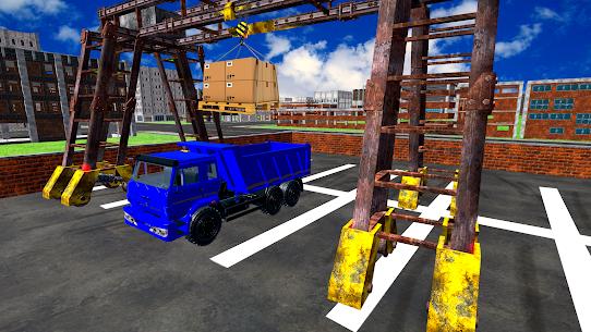 Free City Cargo Truck Driver Transport Simulator 5