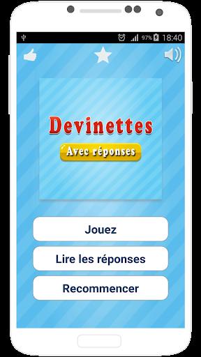 Devinette en Français apklade screenshots 1