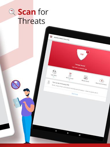 Mobile Security: VPN Proxy & Anti Theft Safe WiFi 5.7.0.534 Screenshots 10
