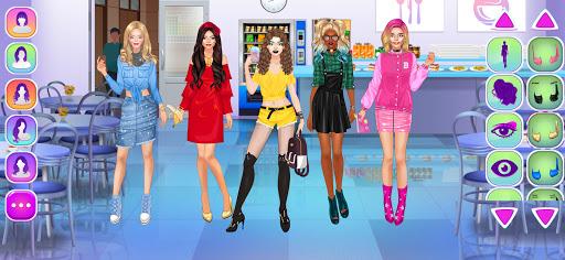Superstar College Girls Makeover 1 screenshots 7