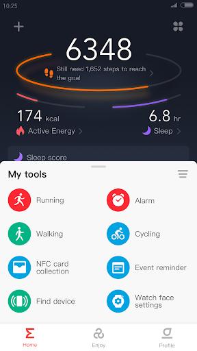 zepp (formerly amazfit) screenshot 3