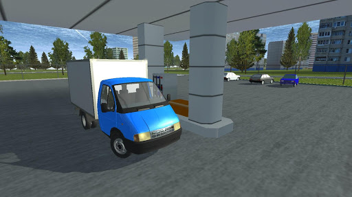 Russian Light Truck Simulator 1.5 screenshots 5