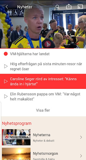 TV4 Play android2mod screenshots 5