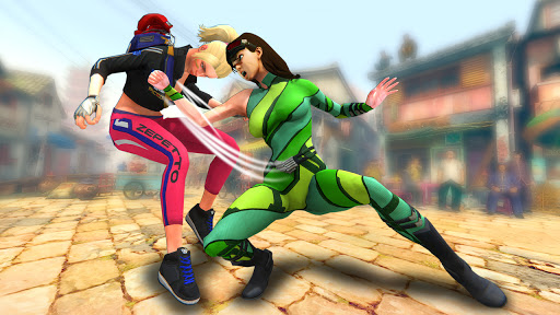 Gym Trainer Fight Arena : Tag Ring Fighting Games  Screenshots 3