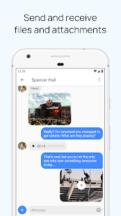 AirMessage Screenshot