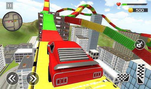 Super Rope Hero Spider Fight Miami City Gangster  screenshots 20