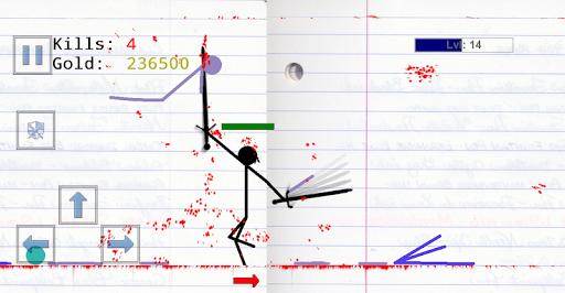 Stickman Physics Battle Arena  screenshots 11