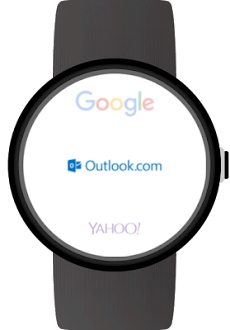 Mail client for Wear OS watchesのおすすめ画像2