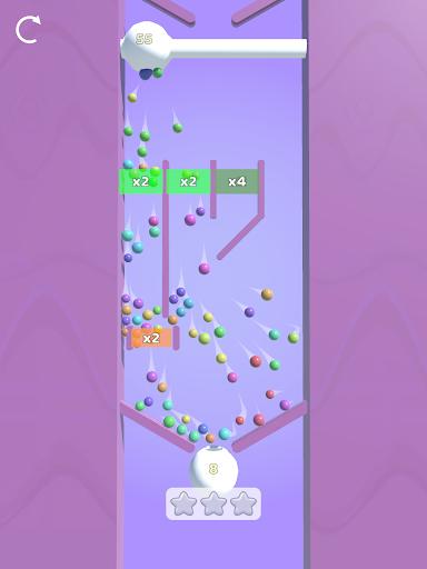 Bounce Balls - Collect and fill  screenshots 7