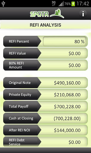 Real-Estate Deal Analyzer Free For PC Windows (7, 8, 10, 10X) & Mac Computer Image Number- 8