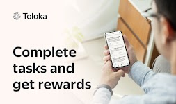 screenshot of Toloka: Earn online
