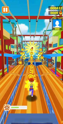 Subway 3D : Surf Run 1.0 Screenshots 6