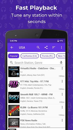 Radio FM 14.0.7 Screenshots 2