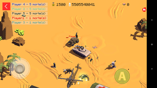 In War Tanks 1.1.200 screenshots 4