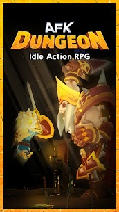 AFK Dungeon : Idle Action RPG 1.0.29 4