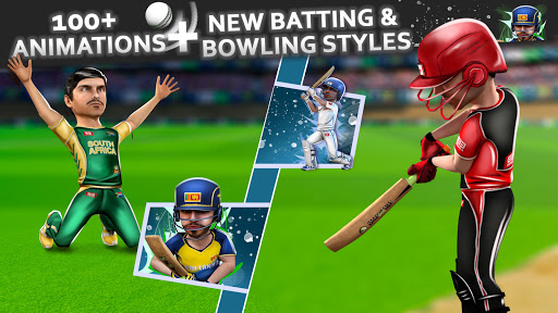 RVG Cricket Clash ud83cudfcf PVP Multiplayer Cricket Game 1.1 screenshots 2